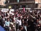 Yémen: manifestation à Sanaa