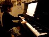 """Alexis : """"Invention en La mineur N°13, J.S. Bach"""""""