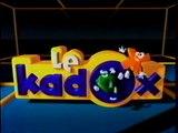 TELEVISIONmagicsouvenirs...........LE KADOX septembre 1999 France 3