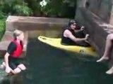 Graduation Falls Whitewater Kayaking