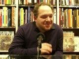 Dialogues, 5 questions à Mathias Énard