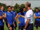 U.S. Men's National Team Prepares for Argentina