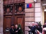 César célébré rue de Grenelle