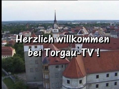 Torgau-TV - Vorspann / Luftbild
