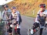 Team Clif Bar Cycling Training Camp 2008