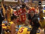 Basket LFB : Pays d'Aix - Charleville-Mézières (77 à 56)