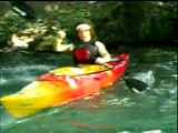 Whitewater Kayaking with Jansen Weatherly