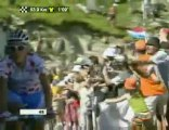 Stage 17 - 210km Embrun to L'Alpe d'Huez - Highlights - 2008 Tour de France