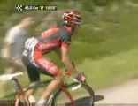 Stage 15 - 216km Embrun to Prato Nevoso, It - Highlights - 2008 Tour de France