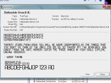 Digital Scrapbook Tutorial - Managing and Using Fonts