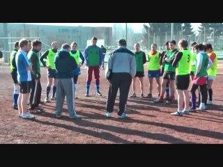 Parole de coach - Sélection Open Hommes Touch France