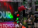 2009 Dew Tour Toyota Challenge Skate Vert Highlights