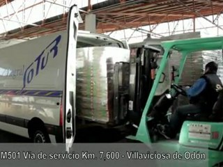 SOTUR - TRANSPORTE URGENTE - Villaviciosa de Odón