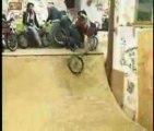street riding bmx, Corey Martinez