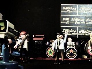 Joy Division - Transmission -  [Playmobil Stop Motion]