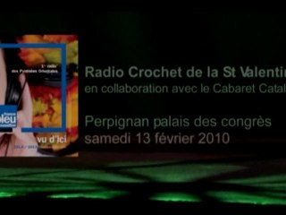 France Bleu Roussillon St Valentin 2010 gagnant