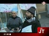 Parents d'élèves et profs mobilisés à Chevenoz