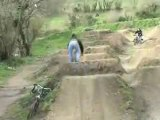 dirt jump park , at brest in france Dirty bigouds