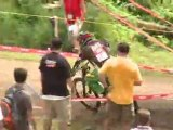 UCI Bromont World Cup, DH Saturday Action