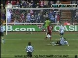 Middlesbrough - 2 Sporting - 3 de 2004/2005