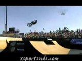 Dew Tour, Baltimore, Dave MIrra attempts 360 No Hander Backflip