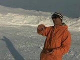 Ride the Sky Snowkiting