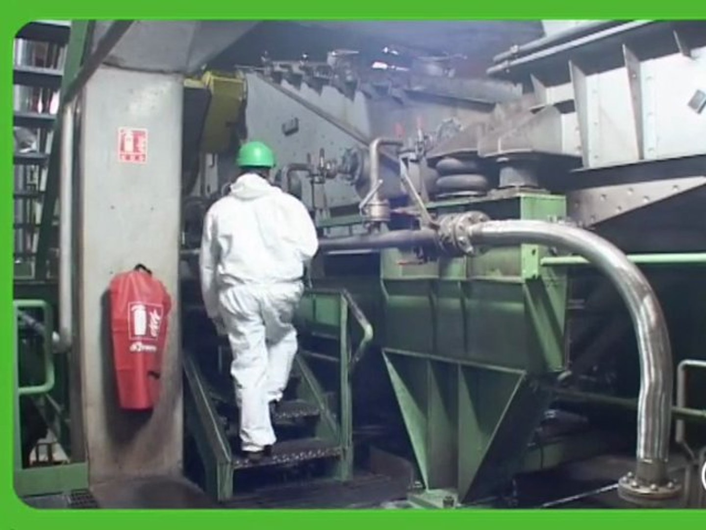 RECYCLING BATTERIES PLANT long version 4'