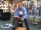 The difference between Men's and Women's ski boots