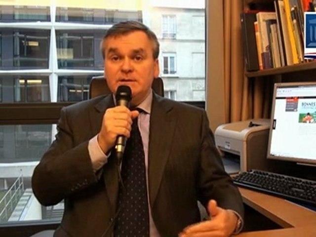 UMP Michel Grall - Coup de gueule campagne contre les algues