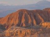La vallée de la Lune dans le désert d'Atacama