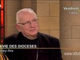 Mgr Guy Bagnard, évêque de Belley-Ars