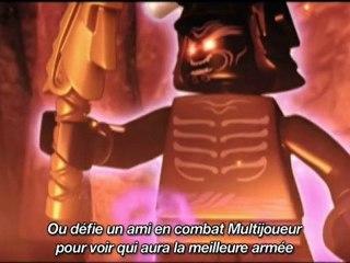 LEGO Ninjago Trailer VOSTFR