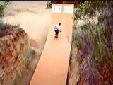 danny way world record jump on mega ramp