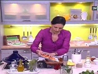 Recette de tajine de boulettes de poulet au riz