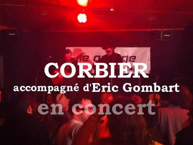 CORBIER En Concert