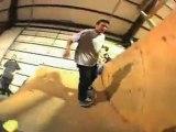 Trick Tip: Jordan Hoffart : Varial Heelflip Boardslide