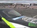 Team Triple Black Drifting - Scandinavian Race track - 2010 Gumball 3000