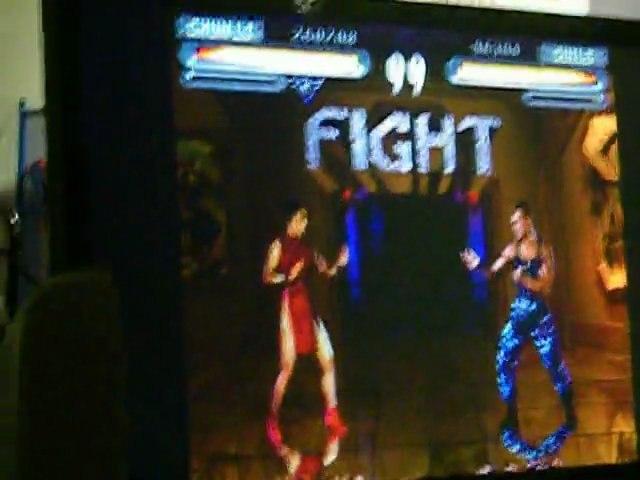 TAUNTFEST 2 GF street fighter the movie Hyunkel-debine part1