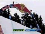 Another Bode Miller run at 2008 Kitzbühel Downhill