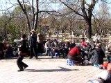 00021 Groupe flokloryque et danse à Kunming en Chine