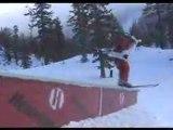 Santa @ Heavenly Ski Resort