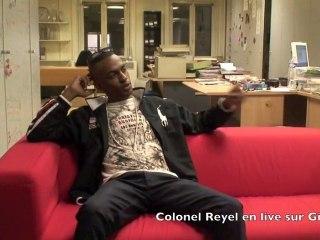 Colonel Reyel : un soldat du dancehall sur girls.fr