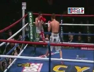 Boxeur algerien FAIL