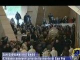 SAN GIOVANNI ROTONDO | 42esimo anniversario della morte di San Pio
