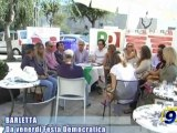 BARLETTA | Da venerdì Festa Democratica