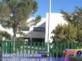 """ANDRIA   Liceo scientifico, gli studenti: """"Vogliamo le aule"""""""