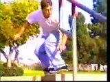 skateboard tricks, Rodney Mullen