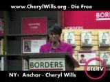 "BTE TV covers Cheryl Wills book signing ""Die Free"