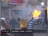 Turquie : émeutes à Diyarbakir - no comment