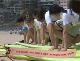 Rip Curl Girl Go Surfing Day: A global learn to surf program